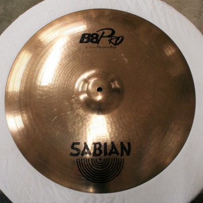 sabian b8pro 20 medium ride 2714