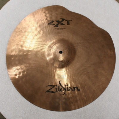 zildjian zxt 18 medium thin crash 1537