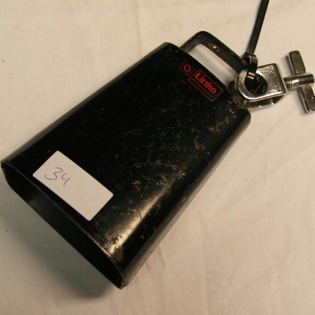 Cowbell 34 linko zwart 12 cm