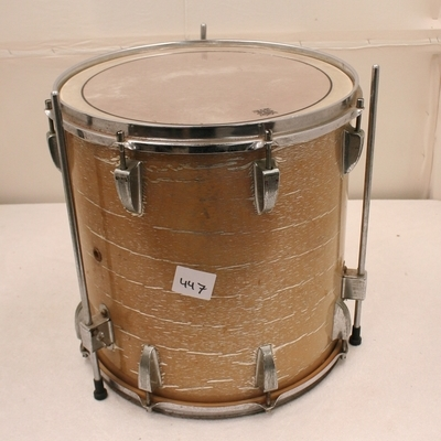 ketel 447 sonor action 16 x 16 vintage