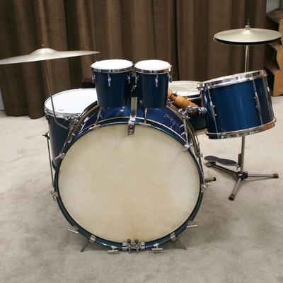 triumph vintage blauw 26/12/16/14.