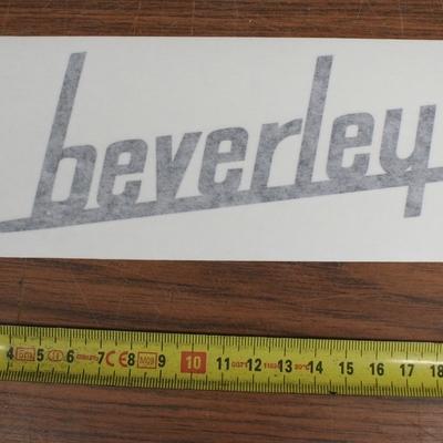 beverley logo