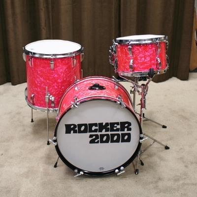 sonor rocker 2000 vintage shellset 20/12/16/14sn