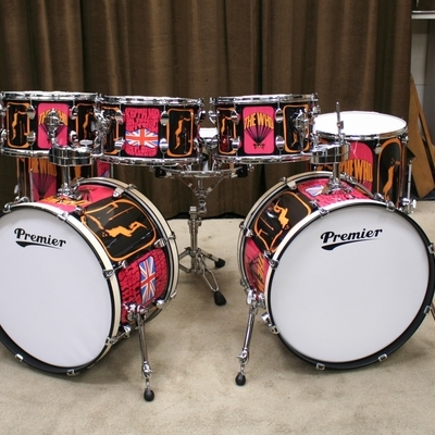 premier spirit of lily keith moon the who replica