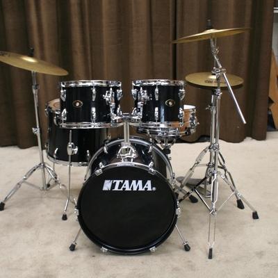 tama stagestar black 18/10/12/14/13sn bekkenset