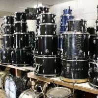 Drumstellen / shellsets
