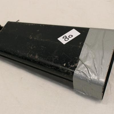 koebel 80 merkloos zwart 21 cm