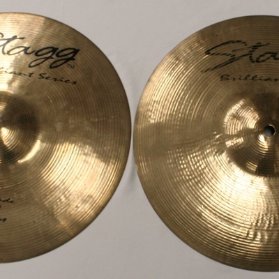 stagg brilliant series 13 rock hihat 954/1097