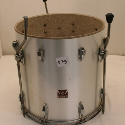 tom 579 tama swingstar floortom 16 x 16 grijs