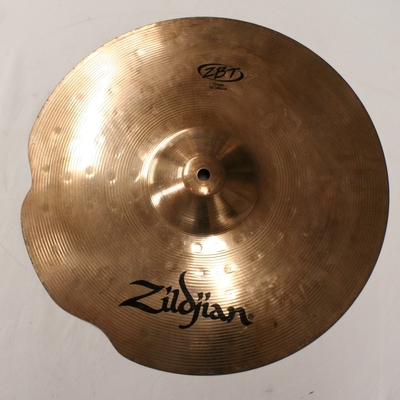 zildjian zbt 16 crash 927 crashed
