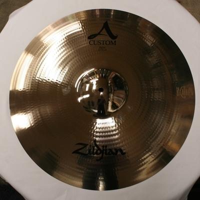 zildjian A custom 20 ride 2091