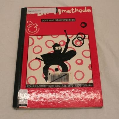 muziekboek 1 drum methode fred cohen