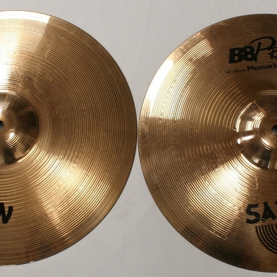 sabian b8 pro 14 medium hihat 972/1336