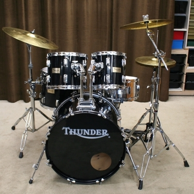 thunder tay-e beginners set 22/10/12/14/14sn bekkenset
