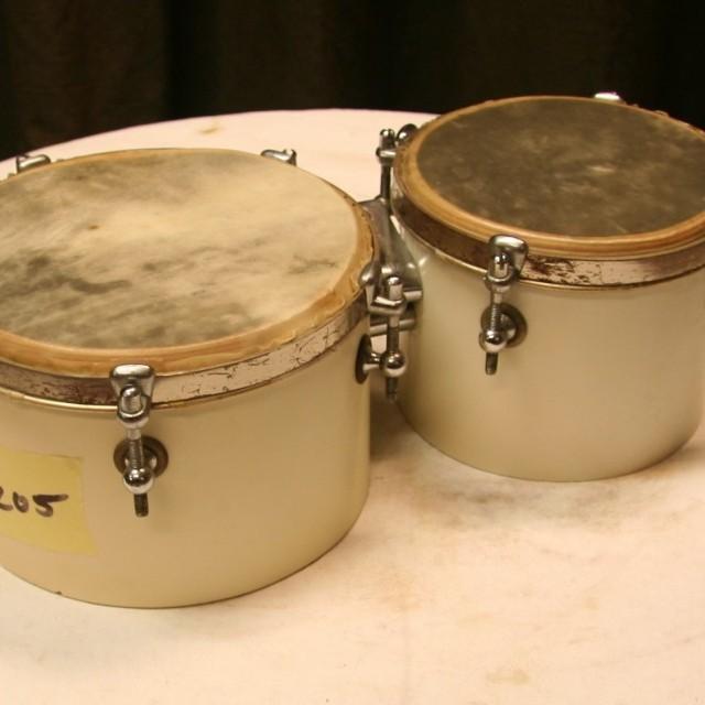 Ketel 205 vintage bongo set 6 en 7